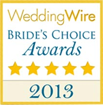 Wedding Wire 2013 - Couples Choice
