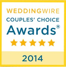 Wedding Wire 2014 - Couples Choice